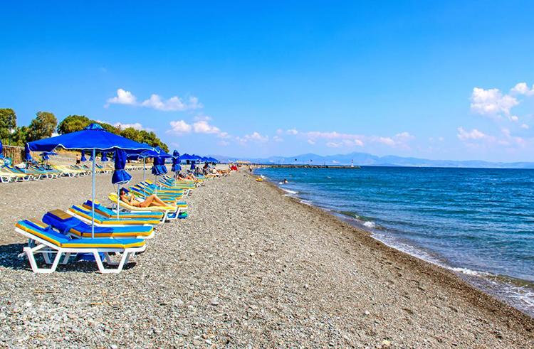 Агиос Фокас Бич (Agios Fokas Beach)