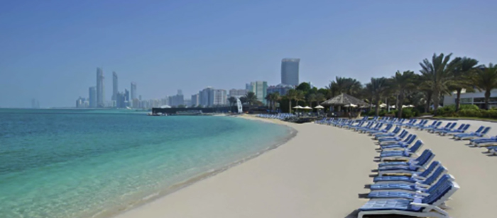 Пляж Аль-Батин (Al Batten Beach)