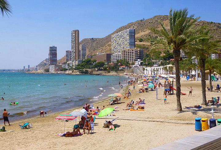 Альбуферета (Playa de Albufereta)