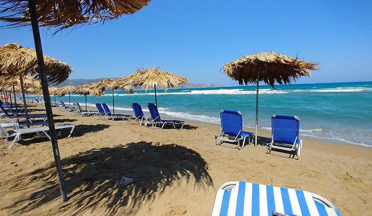 Амудара (Ammoudara Beach)