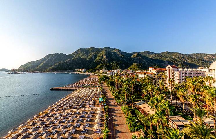 Пляж «Hotel Aqua» (Hotel Aqua Beach)