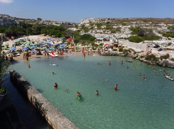 Порто Бадиско (Porto Badisco, Otranto)