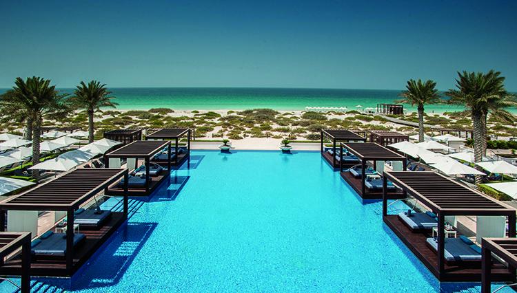 Саадият Бич Клаб (Saadiyat Beach Club)