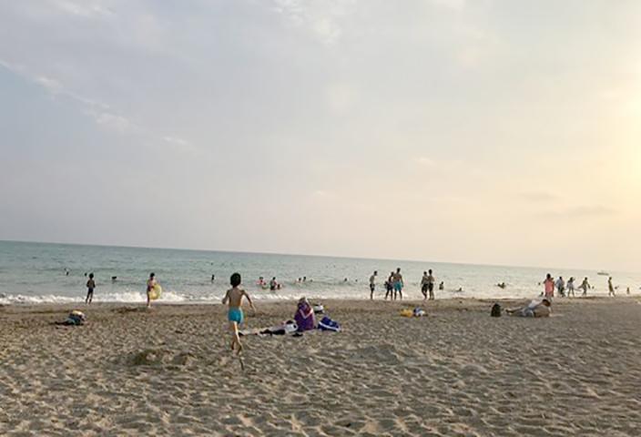 Пляж Бич Парк (Belek Beach Park)