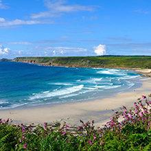 Пляжи Великобритании — обзор наиболее популярных