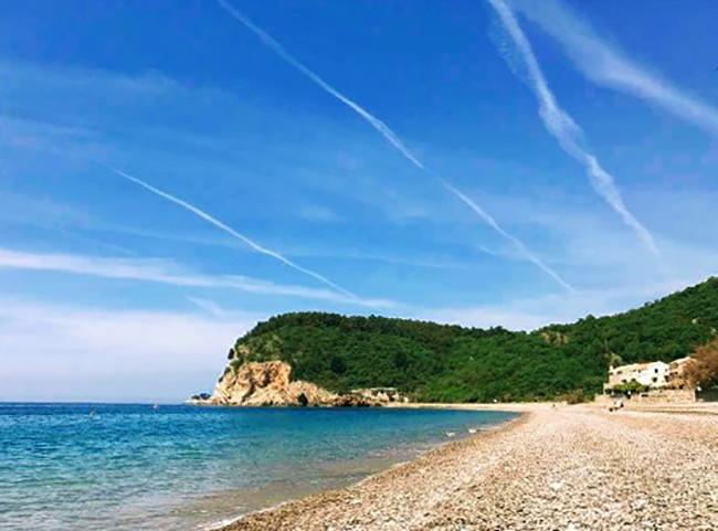 Булярица (Buljarica Beach)