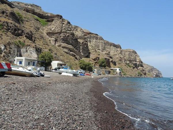 Кальдера (Caldera beach)