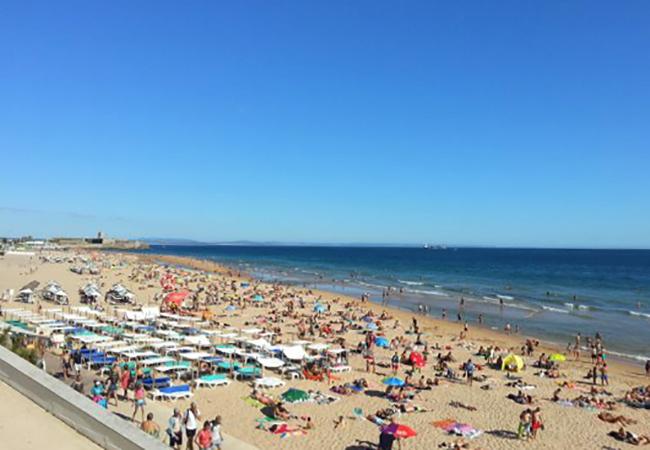 Каркавелуш (Praia de Carcavelos)