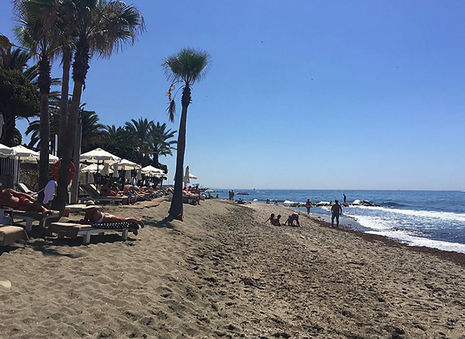 Касабланка (Playa Casablanca)