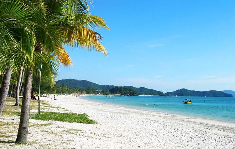 Ченанг(Pantai Cenang)