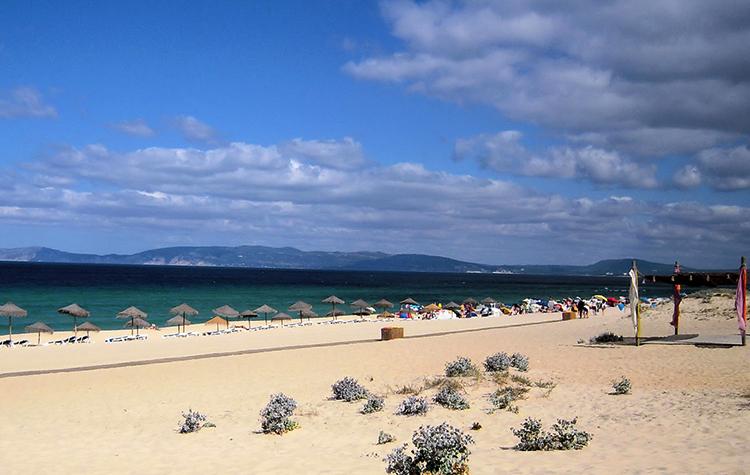 Компорта (Praia da Comporta)