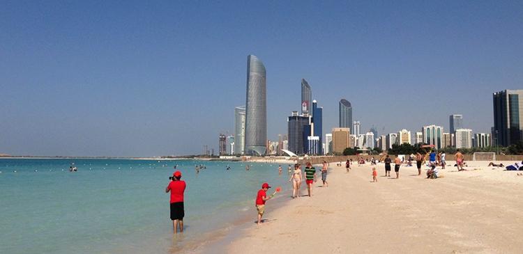 Пляж Корниш (Corniche Beach)