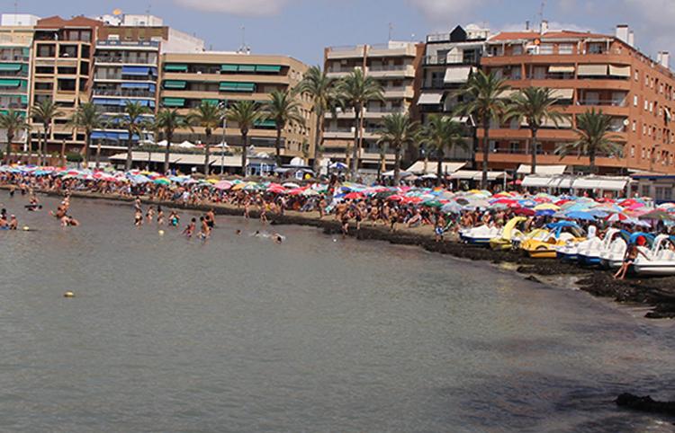 Дель Кура (Playa Del Cura)