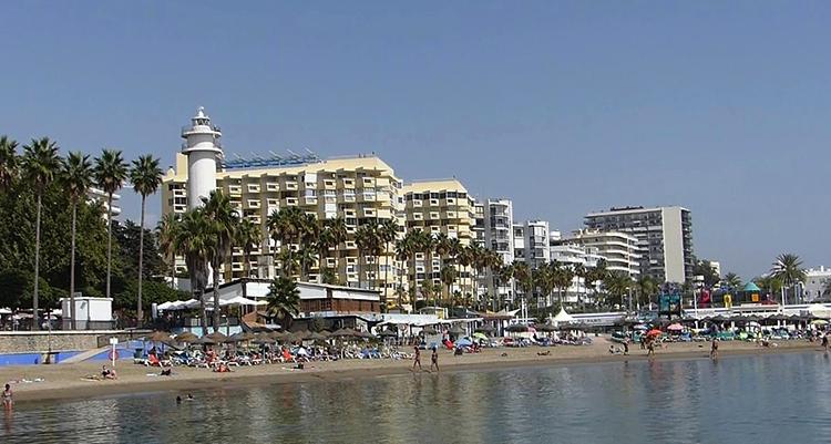 Дель Фаро (Playa del Faro)