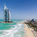 Знаменитые пляжи Дубая: список, фото и описание