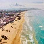 Лучшие пляжи в Джемете