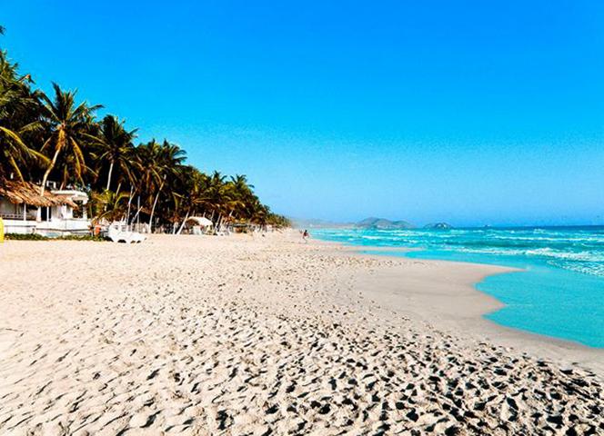 Пляж Эль Агуа (Playa El Agua)