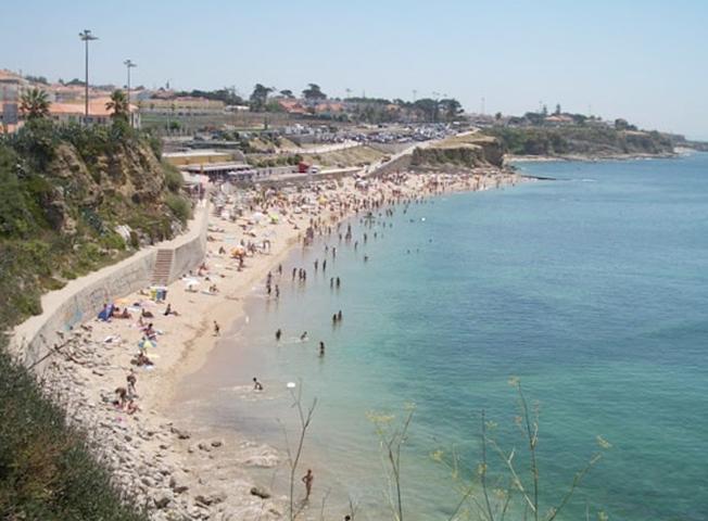 Сан Педру ду Ишторил (Praia de São Pedro do Estoril)