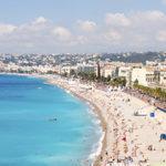 Лучшие пляжи лазурного берега Франции