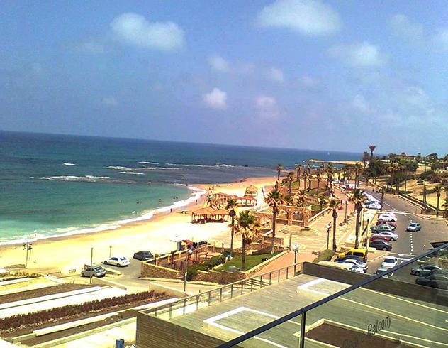 Гиват-Алия (Givat Aliya Beach)