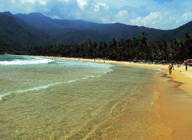 Пляж Гранде (Playa Grande)