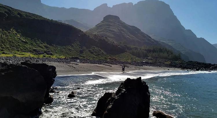 Плайя-де-Гуаедра (Playa de Guayedra)