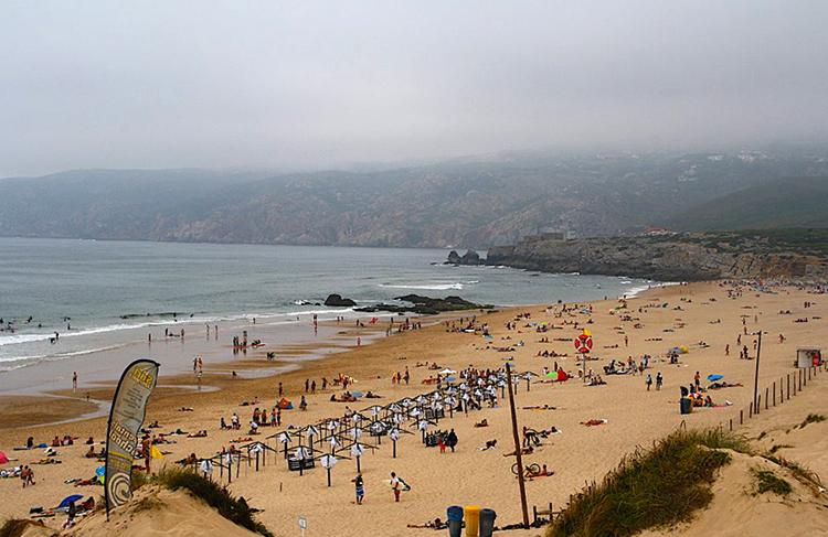 Гиншу (Praia do Guincho)