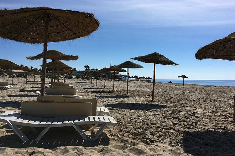 Хаммамет (Hammamet Beach)