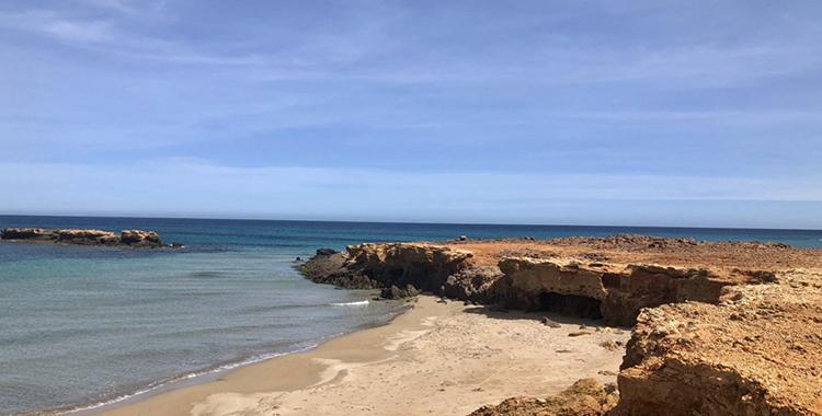 Эль-Хавария (El Haouaria Beach)
