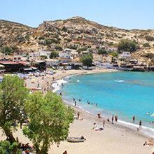 Пляжи Ираклиона — лучшие места побережья (с фото)