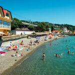 Пляжи Хосты: обзор, фото и описание