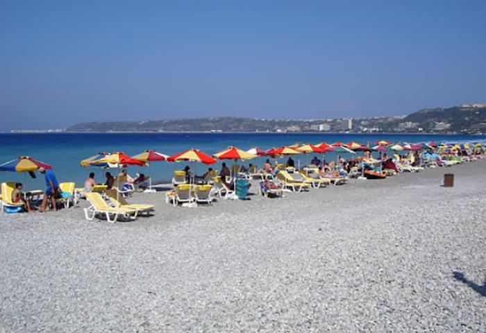 Ялиссос (Ialyssos Beach)