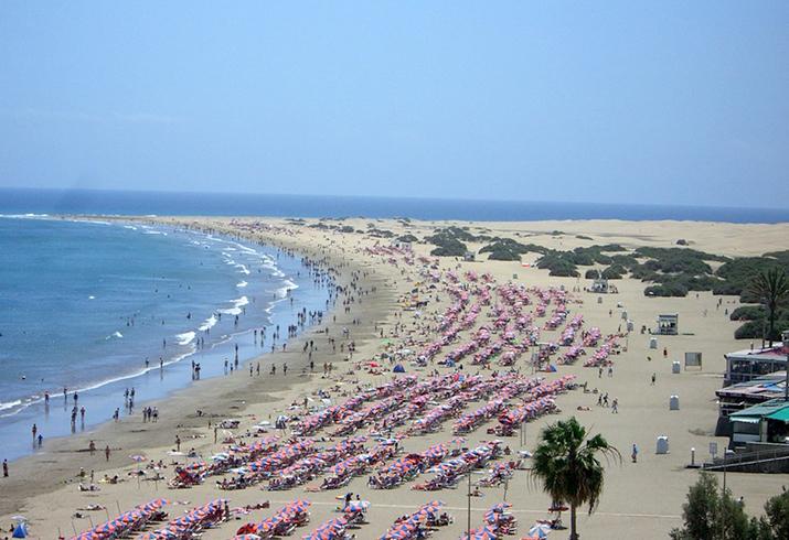Плайя-дель-Инглес (Playa del Ingles)
