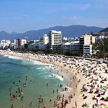 Лучшие пляжи Южной Америки (с фото)