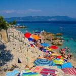 Пляжи Истрии — обзор и фото популярных мест у моря