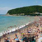 Пляжи Джубги: фото и описание