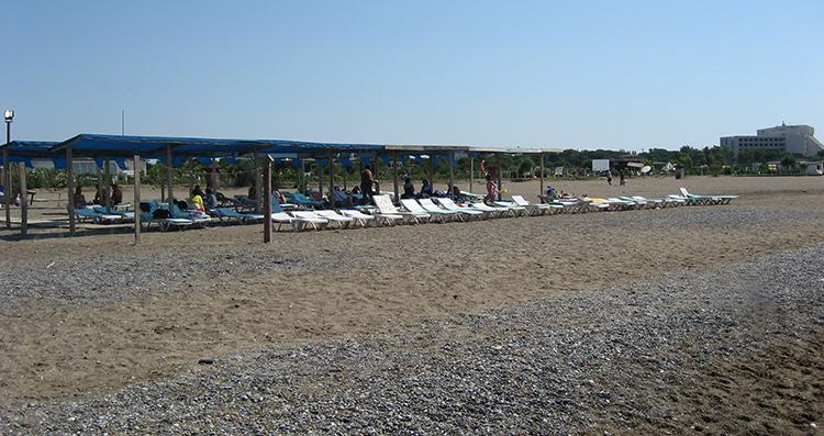 Пляж Кадрие (KadriyeBeach Park
