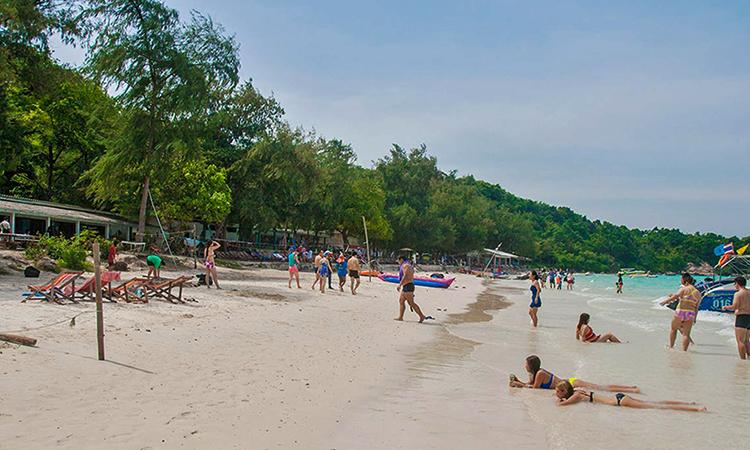 Остров Ко-Сак (Koh Sak Islands)