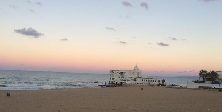 Ла-Марса (La Marsa Beach)