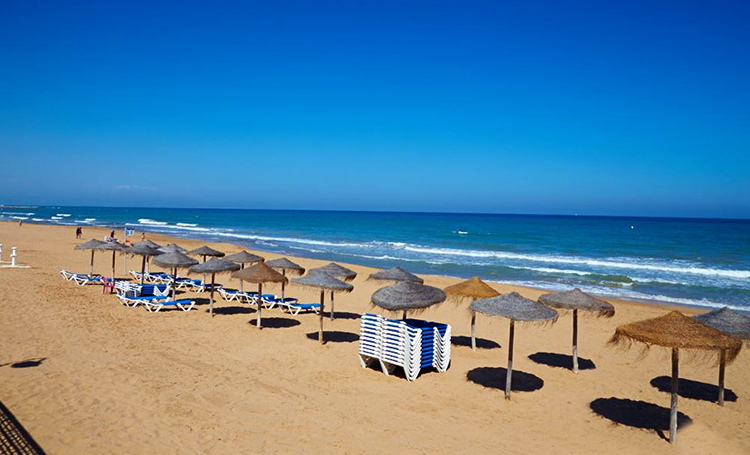Ла Мата (Playa de la Mata)