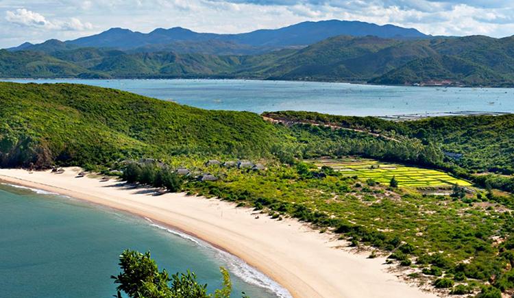 Ланг Ко (Lang Co beach)