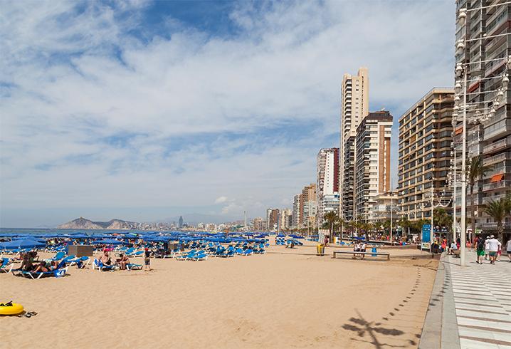 Леванте (Playa de Levante)