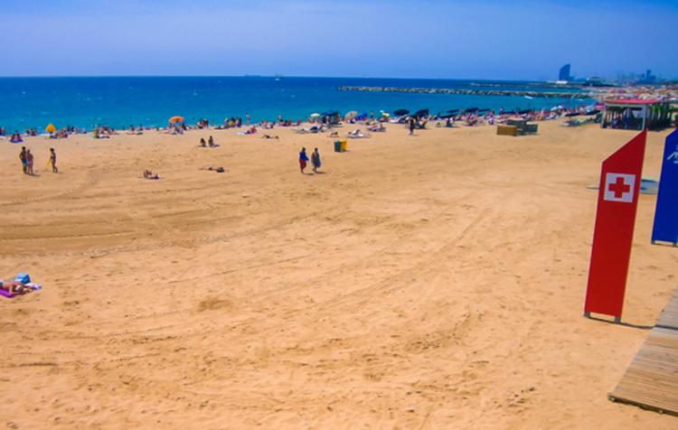 Левант (Llevant beach)