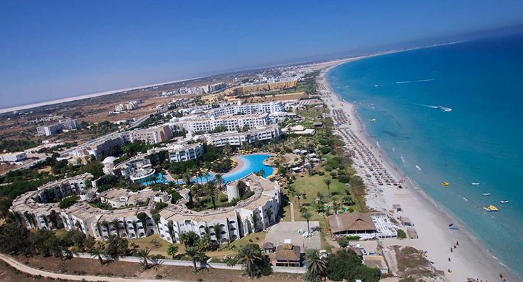 Махдия (Mahdia Beach)