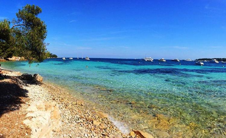 Иль-Сент-Маргерит (Ile Sainte Marguerite island)