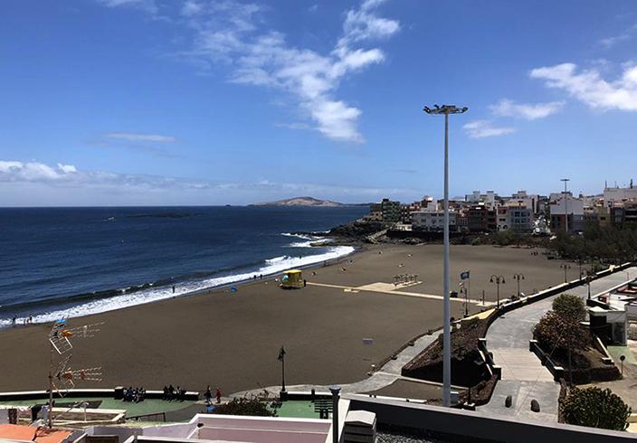 Плайя-де-Меленара (Playa de Melenara)