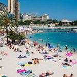 Лучшие пляжи Монако: обзор и фото мест