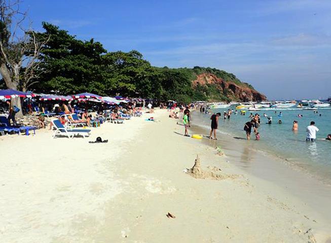 Обезьяний пляж (Monkey Beach)