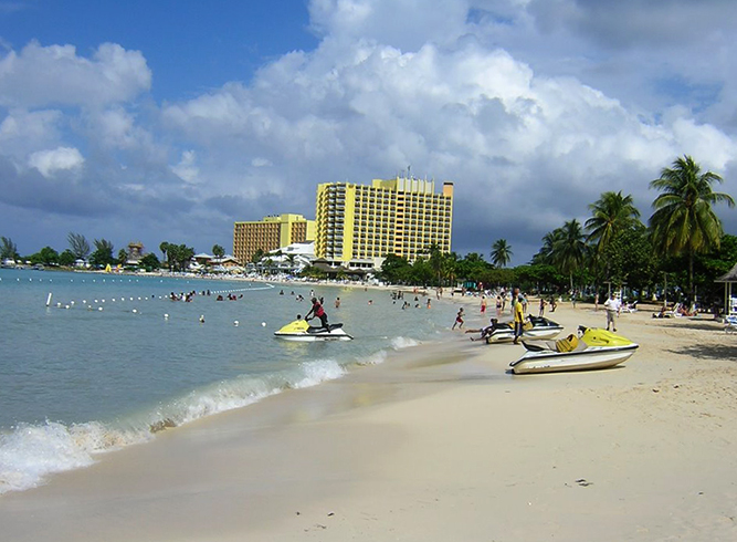Очо Риос (Ocho Rios Bay Beach)