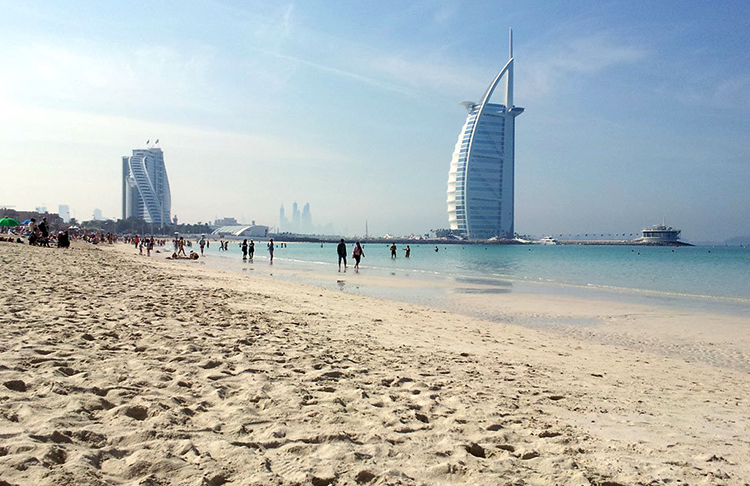 Джумейра Оупен Бич (Jumeirah Open Beach)